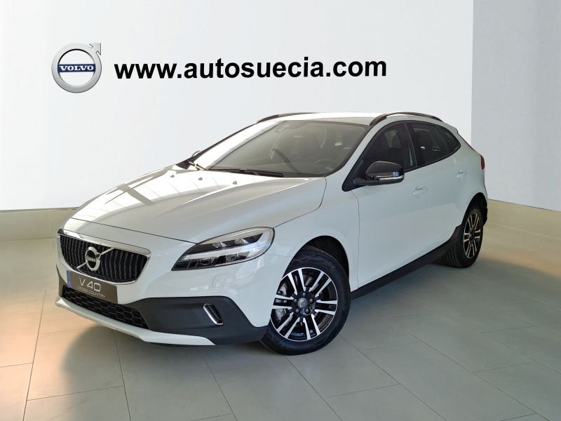 Volvo V40 Cross Country Plus D2 Manual Cross Country