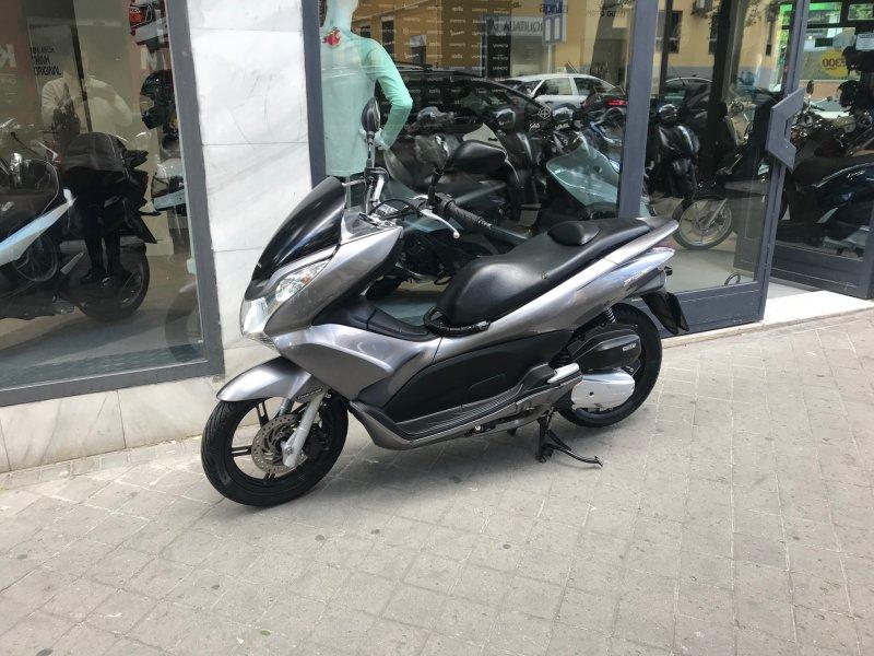 Honda-Moto PCX 125 4 Tiempos