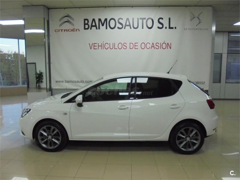 SEAT Ibiza 1.2 TSI STYLE I-TECH 105 CV STYLE