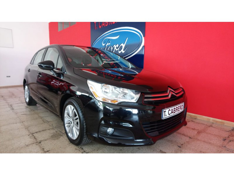 Citroen C4 1.6 HDi 90cv Seduction