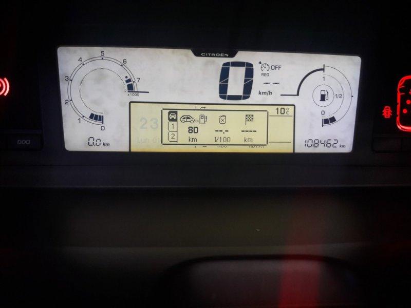 Citroen C4 Picasso 1.6 VTi 120cv SX