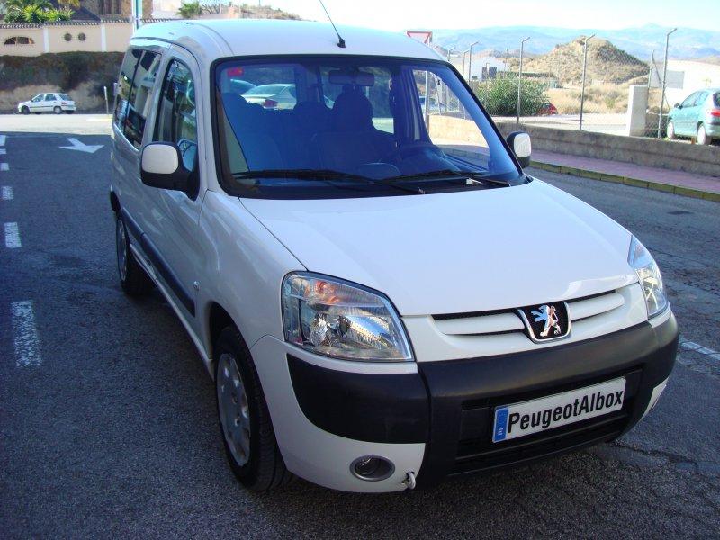 Peugeot Partner 1.6HDI 92cv
