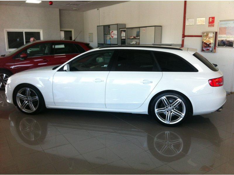 Audi A4 Avant 2.7 TDI multitronic -S-LINE