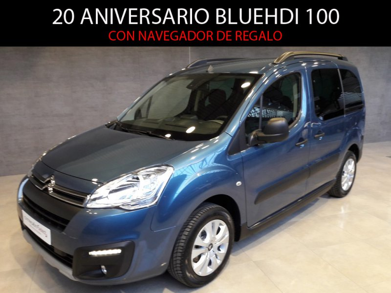 Citroen Berlingo Multispace BlueHDi 100 XTR Plus