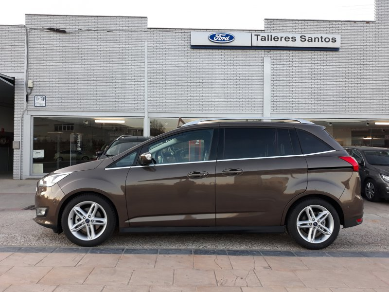 Ford Grand C-Max 1.0 EcoBoost 125 Auto-Start-Stop Titanium