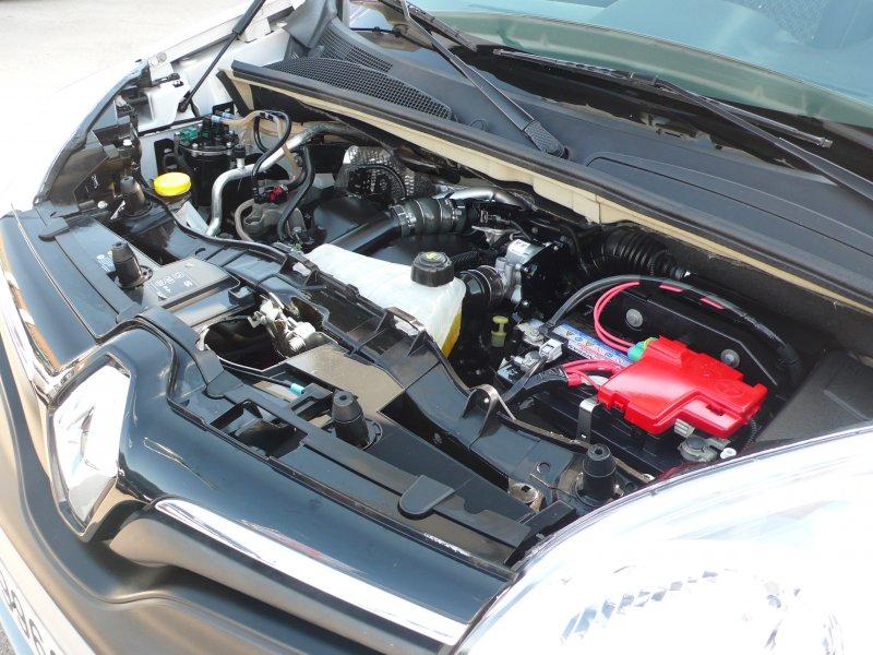Renault Kangoo Combi M1-AF dCi 110 2014 Emotion