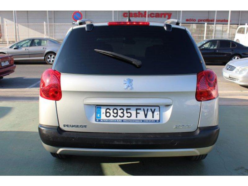 Peugeot 207 SW 1.4 VTi 16v 95 Sport