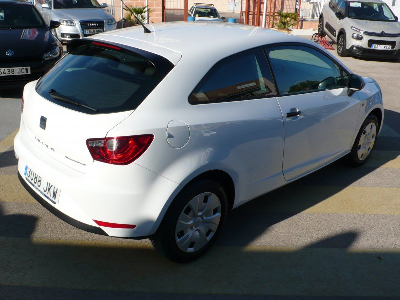 SEAT Ibiza SC 1.4 TDI 75cv Ecomotive Reference