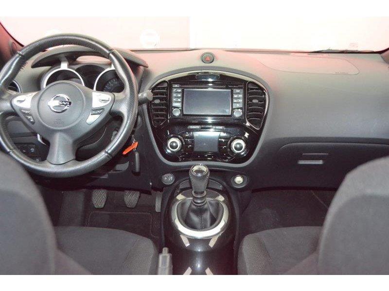 Nissan Juke 1.5 N-TEC