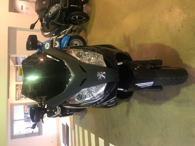 Peugeot-Moto Satelis 125 RS 125 RS