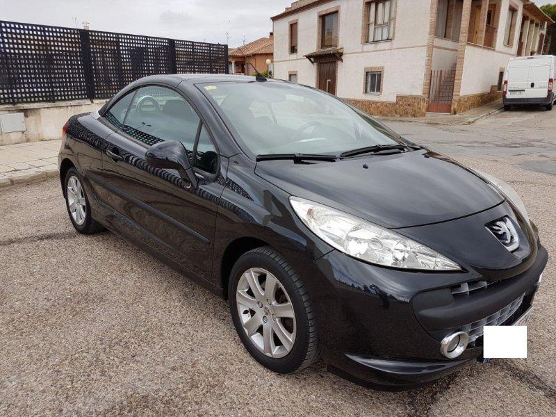 Peugeot 207 CC 1.6 VTi 16v