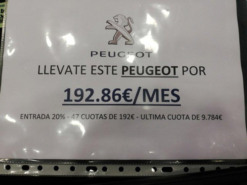 Peugeot 2008 PureTech 110 S&S 6 Vel. MAN Allure