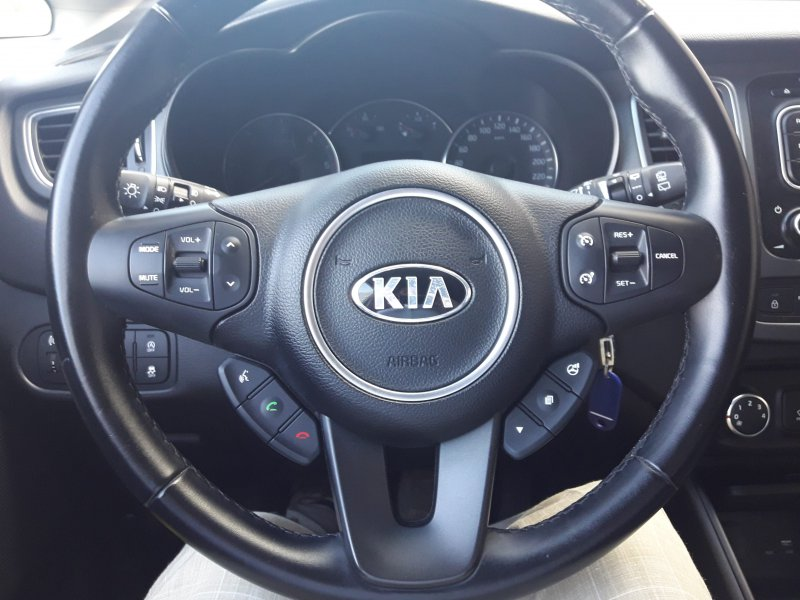 Kia Carens 1.7 CRDi VGT 115CV Eco-Dynam 7 Plazas Concept