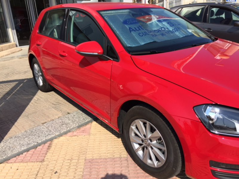 Volkswagen Golf 1.6 TDI 110cv DSG AUTOMATICO Business & Navi Bluemotion