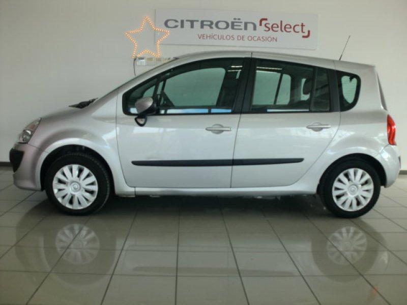 Renault Grand Modus 2010 1.2 16v 75 eco2 E5 Authentique