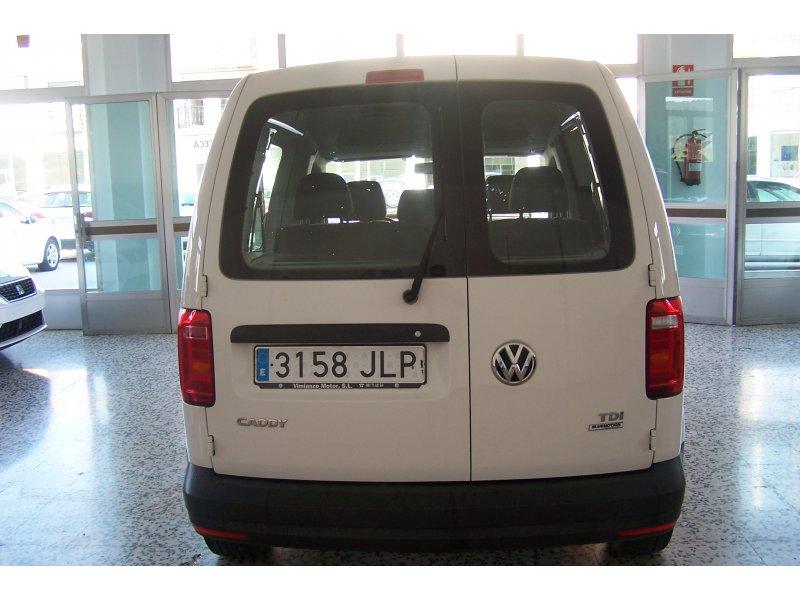 Volkswagen Caddy 2.0 TDI SCR BMT 100 CV Kombi