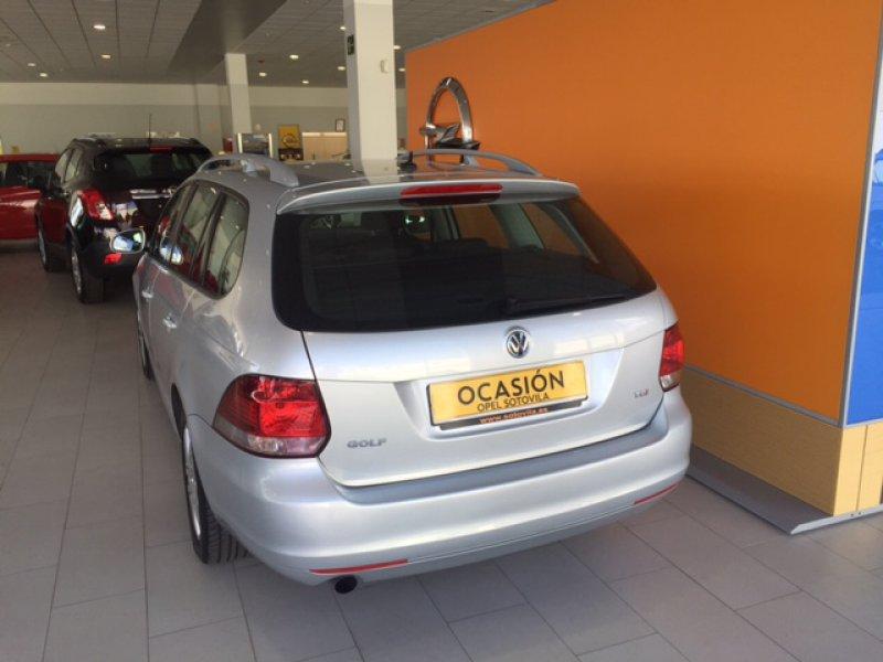 Volkswagen Golf 1.6 105CV AUT Edition