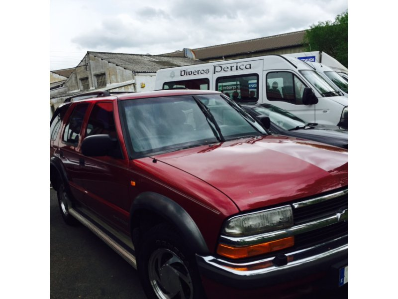 Chevrolet Blazer 4.3 V6 E LUX