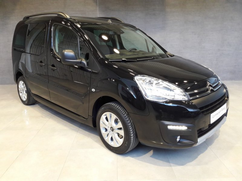 Citroen Berlingo Multispace BlueHDi 120 S&S 6v XTR Plus