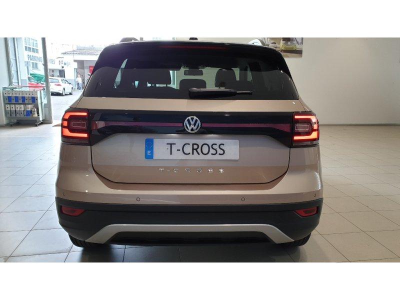 Volkswagen T-Cross 1.0 TSI 85kW (115CV) Advance
