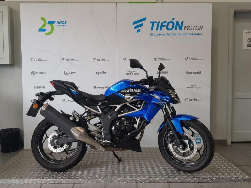 Kawasaki Z 125 125