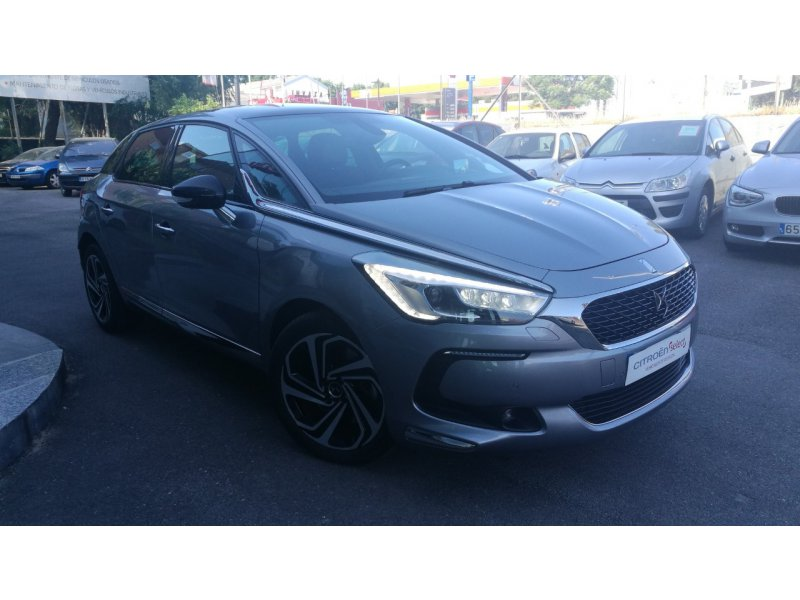 DS DS 5 BlueHDi 150cv Style