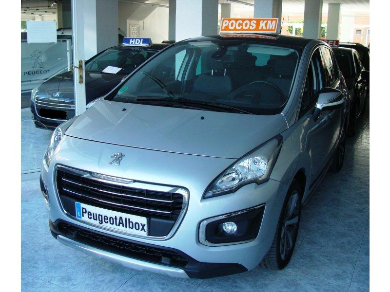 Peugeot 3008 1.6 BlueHDi 120cv Allure