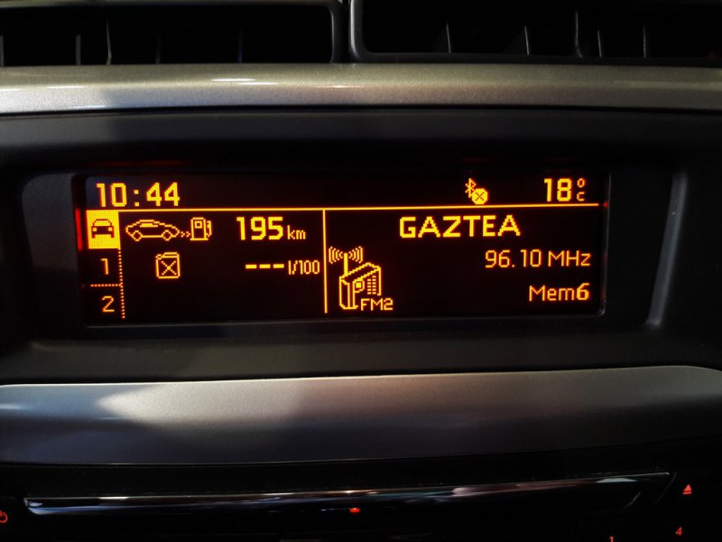 Citroen C-Elysée BlueHDi 100cv Exclusive