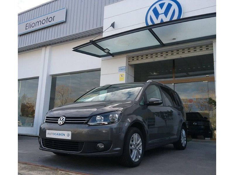 Volkswagen Touran 1.6 TDI 105cv Advance Bluemotion