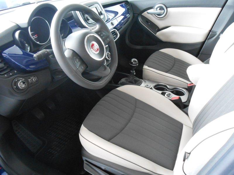 Fiat 500X 1.6 MultiJet 120cv 4x2 Cross