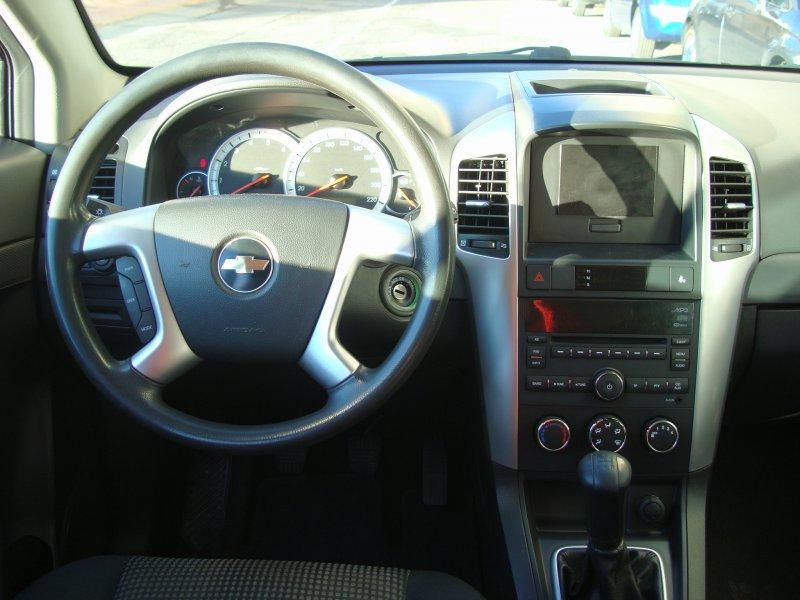 Chevrolet Captiva 2.0 VCDI 130cv