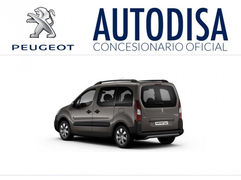 Peugeot Partner TEPEE 1.6 BlueHDi 73KW Adventure Edition