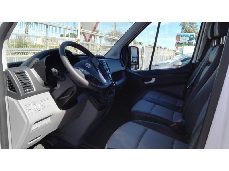 Hyundai H 350 2.5 CRDi 110kW (150CV) 6.2m Essence