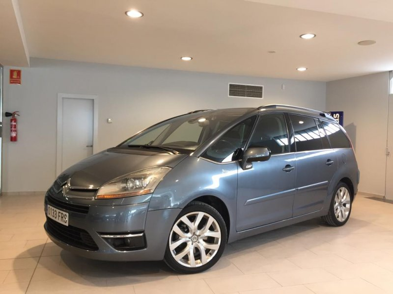 Citroen C4 Picasso 2.0 16v 140cv Exclusive