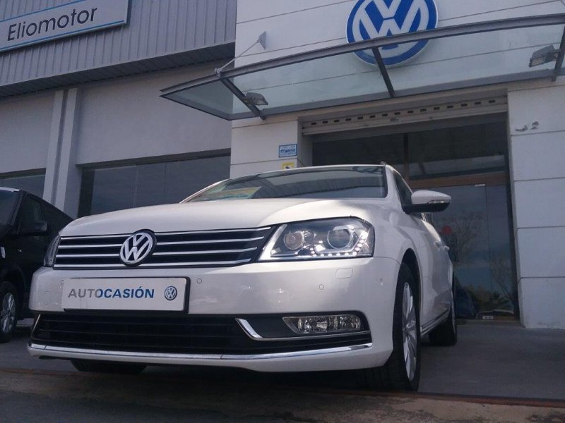 Volkswagen Passat Variant 2.0 TDI 140 Advance BMotion Tech Advance BlueMotion