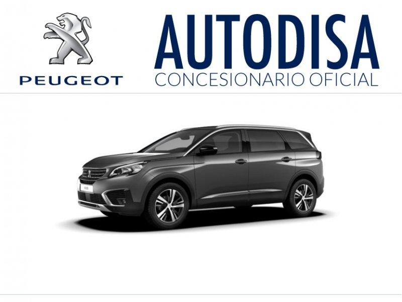 Peugeot 5008 1.6L BlueHDi 88kW (120CV) S&S Allure