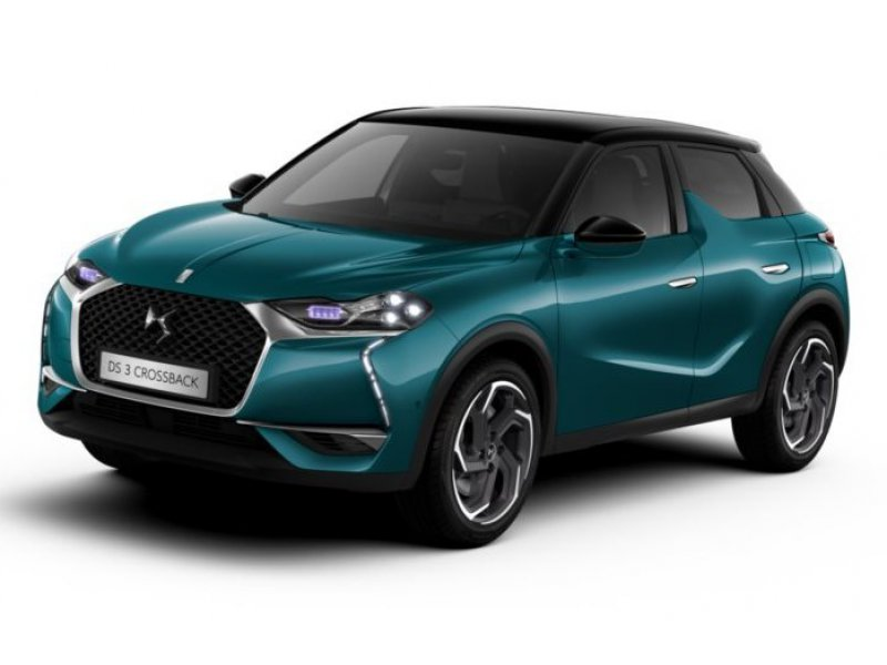 DS DS 3 Crossback PureTech 73 kW Manual BE CHIC Be Chic
