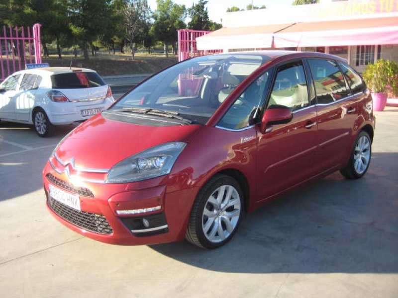 Citroen C4 Picasso 2.0 HDi 150cv Exclusive