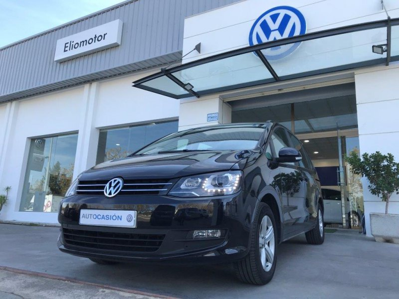 Volkswagen Sharan 2.0 TDI 115cv Travel BlueMotion Tech Travel Bluemotion