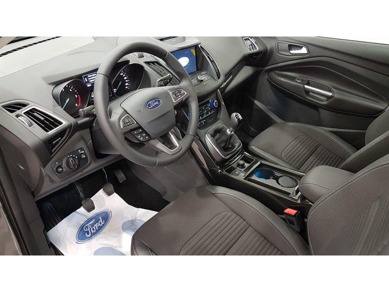 Ford Kuga 2.0 TDCi 110kW 4x4 A-S-S Titanium