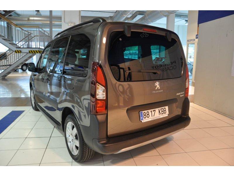 Peugeot Partner TEPEE 1.6 BlueHDi 100 Outdoor