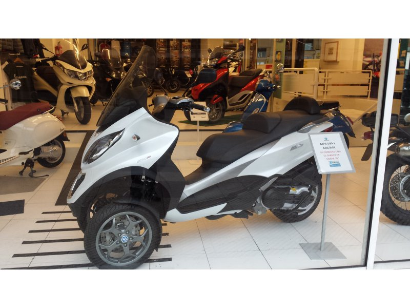 Piaggio MP3 500 LT Bussines 500cc Business