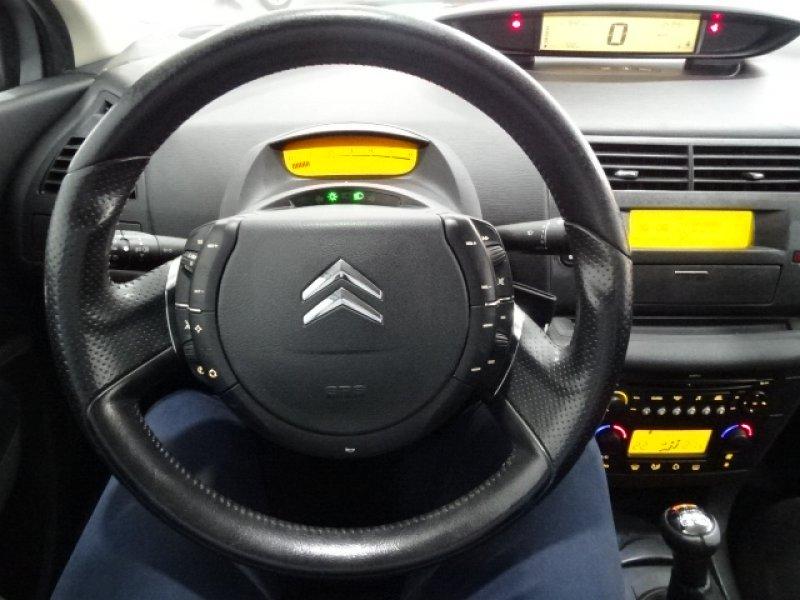 Citroen C4 1.6 HDi 110 Exclusive