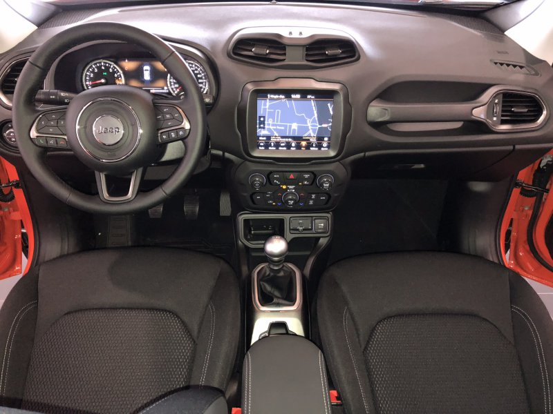 Jeep Renegade 1.4 Mair 4x2 103kW E6 Limited