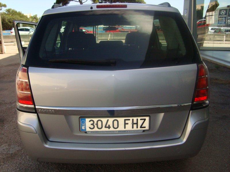Opel Zafira 1.9 120CV Club