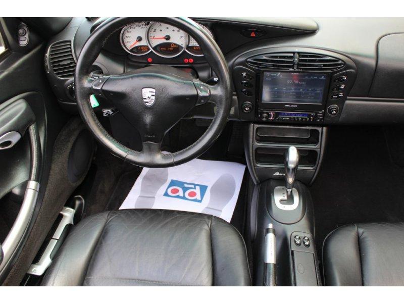Porsche Boxster 252CV S Automatico-Nacional-Libro de revisiones