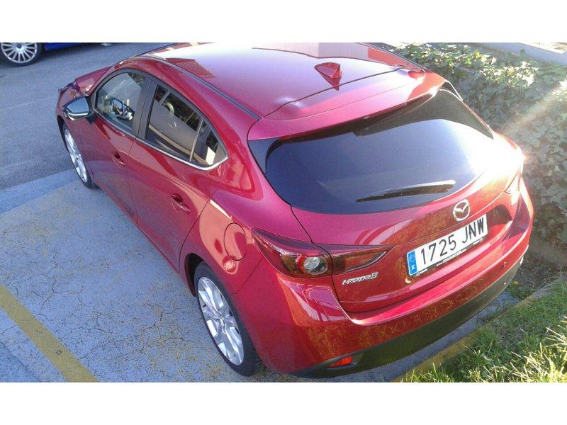Mazda Mazda 3 DIESEL 1.5 105CV LUXURY NAVI