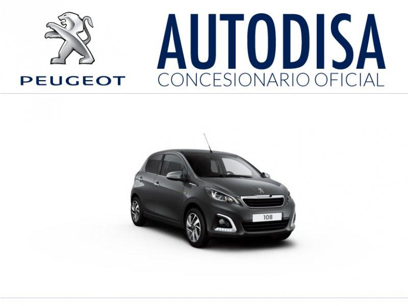 Peugeot 108 1.2 PureTech 60KW (82CV) Top! Allure