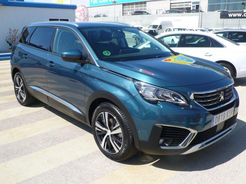 Peugeot 5008 BlueHDi 96kW (130CV) S&S EAT8 Allure