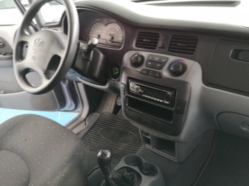 Hyundai Trajet 2.0 CRDi Doble AA GLS
